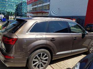 Ramen tinten SUV