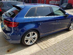 Blinderen Audi
